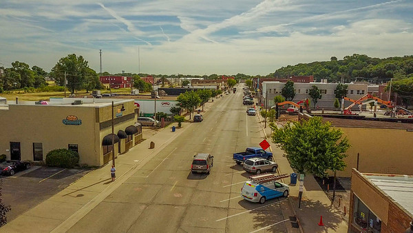 Downtown East Moline