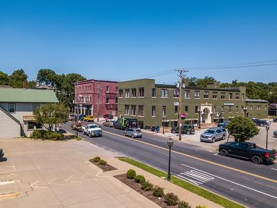 Village of East Davenport - 20ft - East End