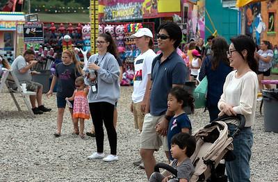 2018 Chelsea Community fair.  (Photo by Mark Bialek)