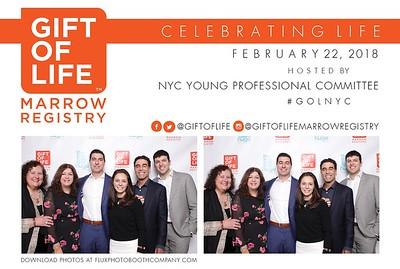 2018 Celebrating Life NYC-Photobooth