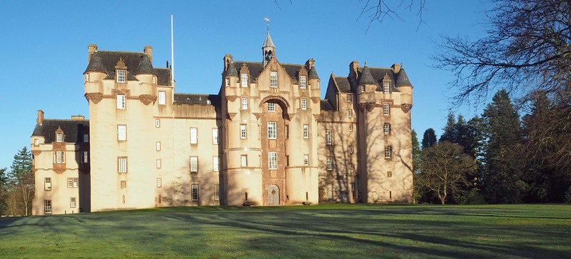 Fyvie Castle - 4th December 2018