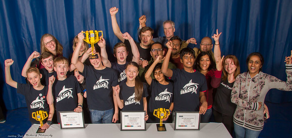 2018 First Lego League Awards