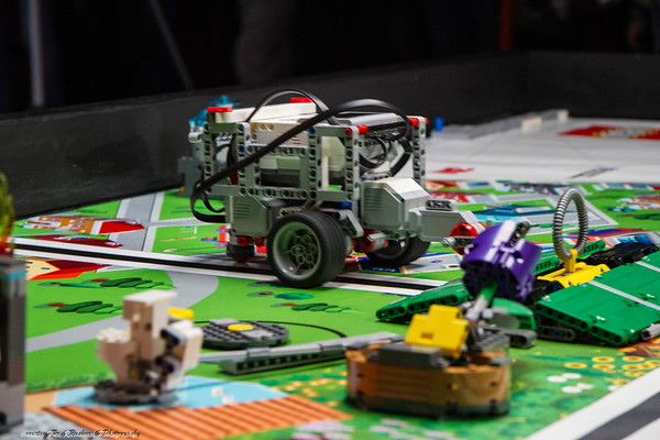 2018 First Lego League Photos