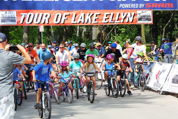 Family Fun Ride - Intelligentsia Cup Series Tour of Lake Ellyn 2018