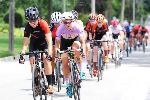 Women 2/3 - Intelligentsia Cup Series Tour of Lake Ellyn 2018