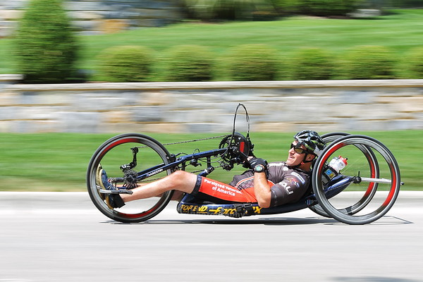 Hand Cycling - Intelligentsia Cup Series Tour of Lake Ellyn 2018
