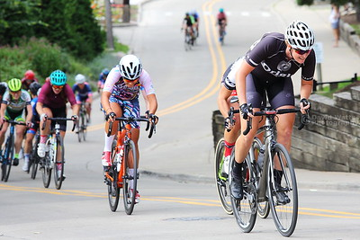 Pro Women 1/2 - Intelligentsia Cup Series Tour of Lake Ellyn 2018