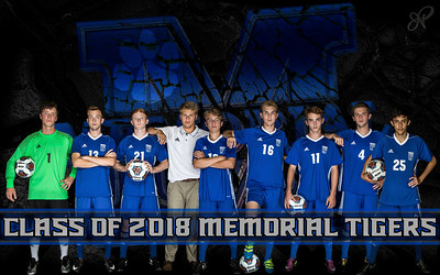 2017  Memorial Boys Soccer