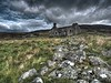 The ruined cottage at Badyo near Pitlochry