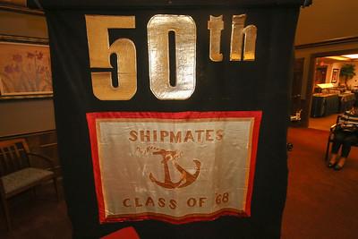 2018 Shipmates of '68 50 year reunion