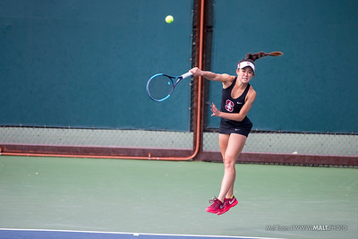 Florida Women's Tennis Team defeated Stanford 4-3