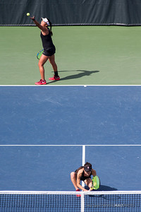 Florida Women's Tennis Team defeated Stanford 4-3