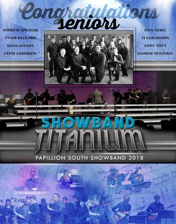 SHOWBAND SENIOR 2018