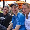 Our Seattle Family... Dave, Chase and Wendy.