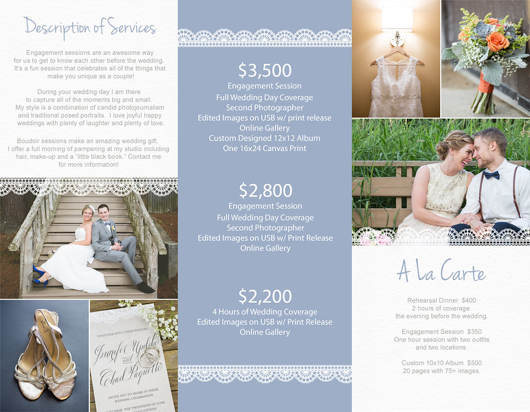 2018 pricing sheets - happygnomephotography