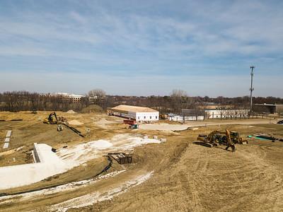 Fortress Banl Construction Site