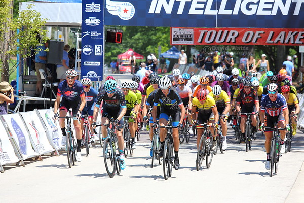 Intelligentsia Cup Series Tour of Lake Ellyn 2019