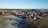 Potterton from drone - 30th January 2019