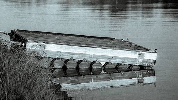 Landing, Yarra River