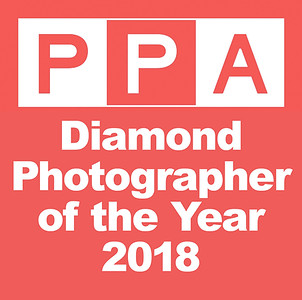 Perhaps the most prestigious award given by PPA (Professional Photographer's of America).  Jaki entered the maximum 4 images - all of them merited (4 for 4), and then all 4 were voted to be in the PPA Loan Book - which gave her the coveted Diamond Photographer of the year status for 2018.