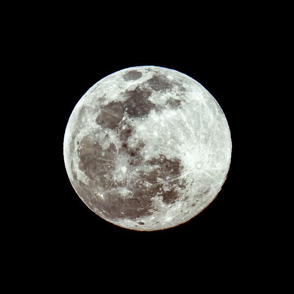 Full Snow Moon - 8Feb2020