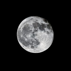 Full Hunter's Moon - 1Nov2020