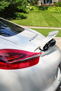 Porsche Pace Car. Intelligentsia Cup 2021