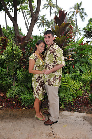 205th MI Battalion Luau