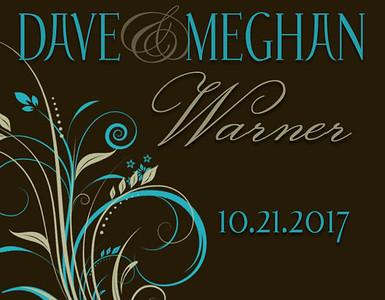 21-10-2017 ~ Meghan and David Wedding