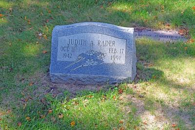 Judy Rader Grave (2)