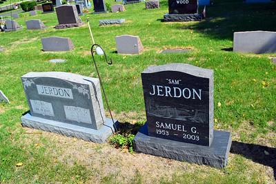 Jerdon Grave