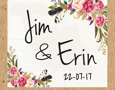 22-07-2017 ~ Erin and Jim Wedding