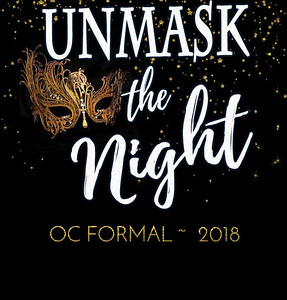 25 -  01 - 2018  ~  OC Formal 2018