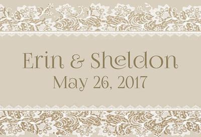 26-05-2017 ~Erin and Sheldon Wedding