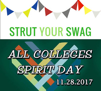 28-11-2017 ~ Trent U Spirit Day