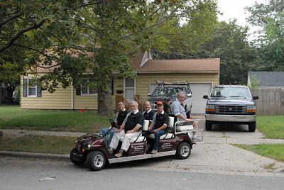 28th Street Car Show 8-26-2006