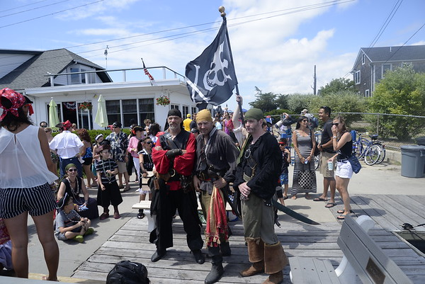 2nd Annual Pirate Festival -Kismet