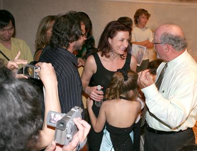 Менеджер GREEN MUSIC выражает своё восхищение ,полученное от концерта. 2008