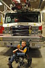 3-16-16 Andrew's visit to the fire house 23