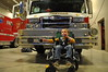 3-16-16 Andrew's visit to the fire house 25
