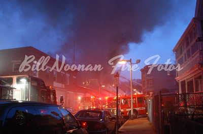 walking down Harvard Avenue from Harvard Street, Engine 18 would have been first due years ago....