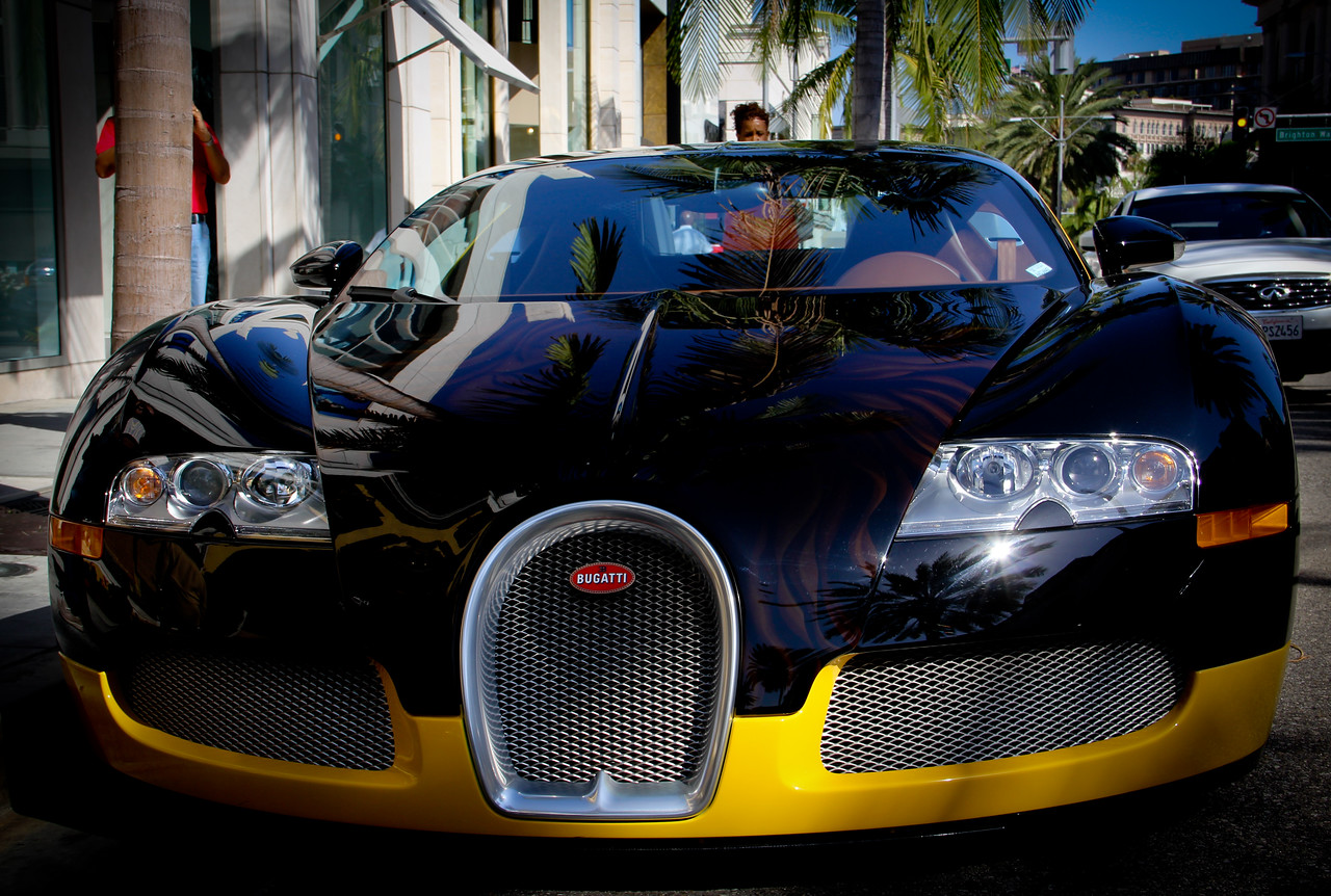 Day 26: Transportation, Bugatti.