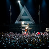 Jared Leto's brother/bandmate Shannon may have been out sick, but Thirty Seconds to Mars still delivered a crowd-pleasing set last night in Colorado Springs. Photos by Denise Chambers, heyreverb.com.
