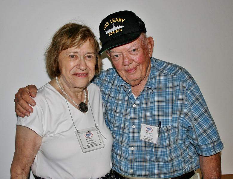Janet & Tom Dixon