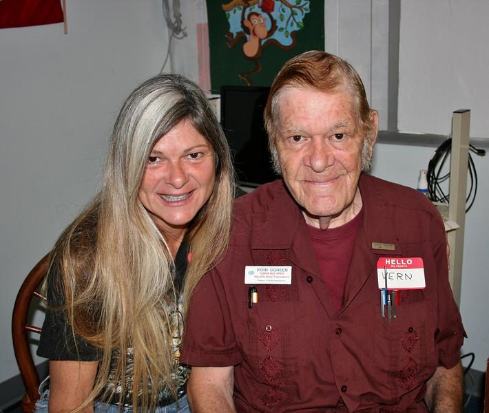 Lindsey & Vern Goheen