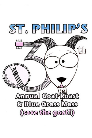 30th Annual Goat Roast St. Philip's