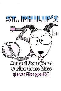 Goatroastposter 4x6 St Philips