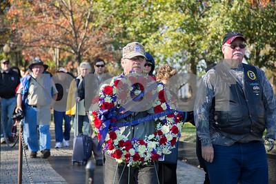 30th year Vietnam Memorial 2012