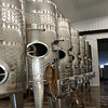 Wine making vats from South Africa.  5,000 cases of wine per season!