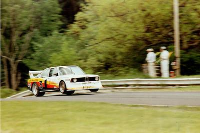 Jim Busby at Limerock.